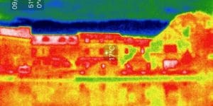 Energy Conservation in hotel industry | thermal imaging